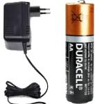 voedingen batterijen